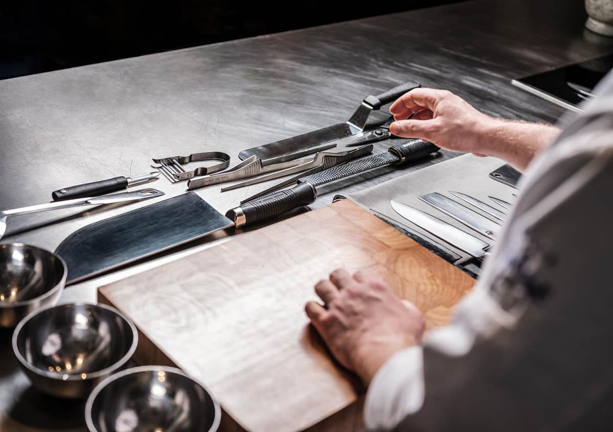 Grundlagen Skills Kitchen Skills Kochen Statt Nachkochen