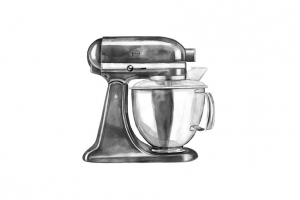 Patisserie - Kitchenaid klein