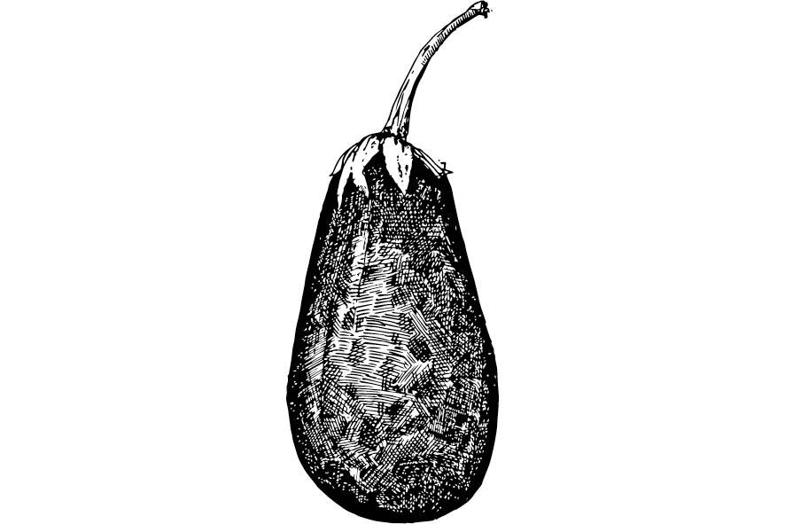 Gemüse - Melanzani